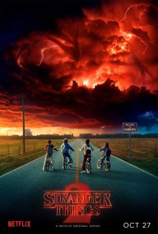 Stranger Things Season 2 October 27