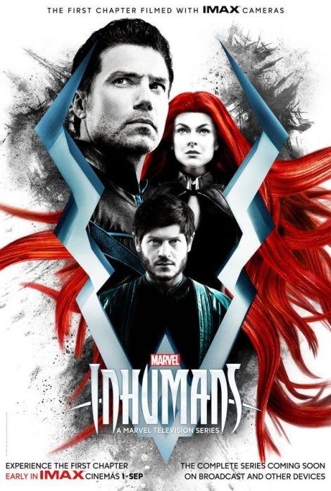 Inhuman August 31