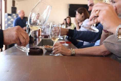 Château Héritage Wine Tasting
