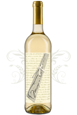 Message In A Bottle Bianco
