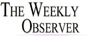 Weekly Observer