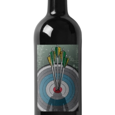 """Wicked Aim"" Cabernet Sauvignon 2015"
